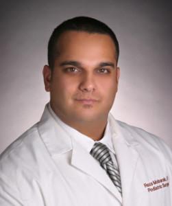 Dr. Reza Mobarak, wound care doctor Lewisville, podiatrist Plano